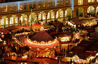 Kerstmarkten Roompot Vakanties